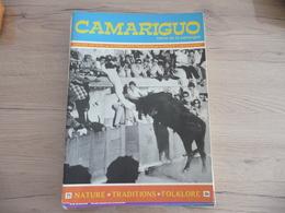 Revue Le Camariguo Camargue Course Camarguaise Taureaux N°71 - Sport