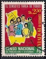 Bolivia 1976 - National Census - Bolivia
