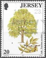 Jersey - Y&T N° 793 - Oblitéré - Jersey