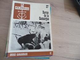 Revue Le Camariguo Camargue Course Camarguaise Taureaux N°27 - Sport