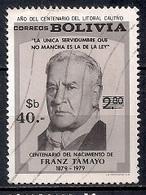 Bolivia 1984 - The 100th Anniversary Of The Birth Of Franz Tamayo - Bolivia
