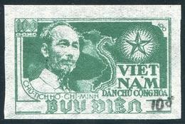 NORD VIETNAM 1954  YT N° 80G (*)  Mi# 19b MNG  (surcharge Noire) - Vietnam