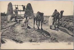 Puits Arabe - HP1459 - Cartoline