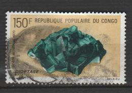 """CONGO ;P.A. N°96 """" DIOPTASE"""" - Congo - Brazzaville"""