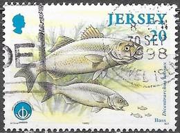 Jersey - Y&T N° 844 - Oblitéré - Jersey