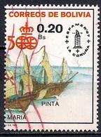 Bolivia 1987 - Espamer '87 Stamp Exhibition, La Coruna - Bolivia