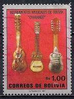 Bolivia 1987 - Musical Instruments - Bolivia