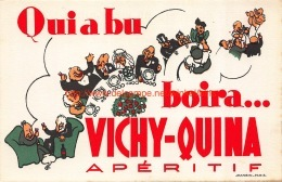Vichy-Quina - Vignes