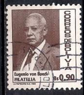 Bolivia 1993 - Personalities - Bolivia