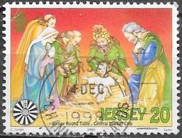 Jersey - Y&T N° 861 - Oblitéré - Jersey