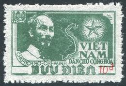 NORD VIETNAM 1954  YT N° 80K (*) - Vietnam