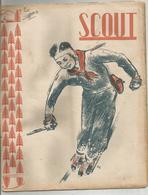 SCOUT , LA REVUE SCOUTE DES GARCONS DE FRANCE , N° 170 JANVIER 1942 - Scoutisme