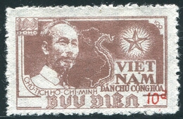NORD VIETNAM 1954  YT N° 80L (*) - Vietnam