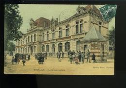 BTE11 AUDE Montlaur, Le Groupe Scolaire - Andere Gemeenten