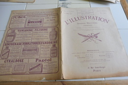 L'ILLUSTRATION 10 MARS 1917-PRISONNIERS Allemagne SOLDATS LIES AU POTEAU- CRI DETRESSE DEPORTE -L'ILE D'YEU-TABLEAU H - Newspapers