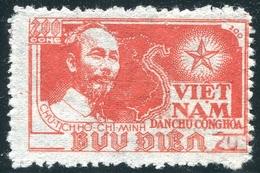 NORD VIETNAM 1954  YT N° 80M (*)  (Surcharge Rouge) - Vietnam