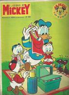 LE JOURNAL DE MICKEY  N° 988  -  Déssin: WALT DISNEY   -    1971 - Journal De Mickey