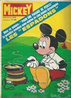 LE JOURNAL DE MICKEY  N° 989  -  Déssin: WALT DISNEY   -    1971 - Journal De Mickey