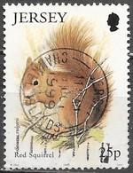 Jersey - Y&T N° 892 - Oblitéré - Jersey