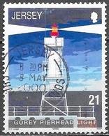 Jersey - Y&T N° 905 - Oblitéré - Jersey