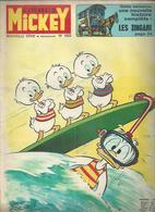 LE JOURNAL DE MICKEY  N° 1003  -  Déssin: WALT DISNEY   -    1971 - Journal De Mickey
