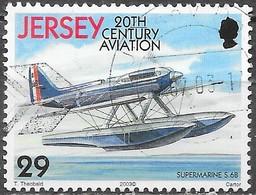Jersey - Y&T N° 937 - Oblitéré - Jersey