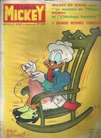 LE JOURNAL DE MICKEY  N° 1029  -  Déssin: WALT DISNEY   -    1972 - Journal De Mickey