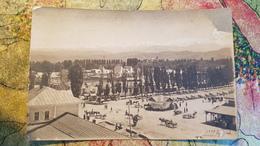 KAZAKHSTAN. ALMATY Capital. Basic View . 1929 Rare GLAVLIT Edition /  Postcard - Kazakhstan