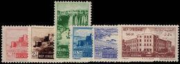 Syria 1953 Set Unmounted Mint. - Syria