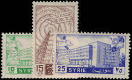 Syria 1958 Five Year Plan Unmounted Mint. - Syria