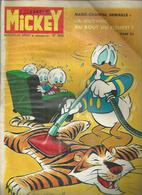 LE JOURNAL DE MICKEY  N° 1040  -  Déssin: WALT DISNEY   -    1972 - Journal De Mickey