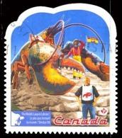 Canada (Scott No.2485a - Attractions Touristique /Roadside Attractions) (o) - 1952-.... Règne D'Elizabeth II