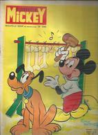 LE JOURNAL DE MICKEY  N° 1046  -  Déssin: WALT DISNEY   -    1972 - Journal De Mickey