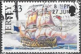 Jersey - Y&T N° 968 - Oblitéré - Jersey