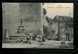 BTE11 AUDE ,  Gruissan, Le Griffoul Et Le Pech - France