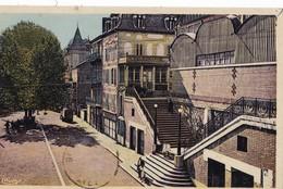 DECAZEVILLE - Place Cabrol Et Hôtel De La Poste - Decazeville