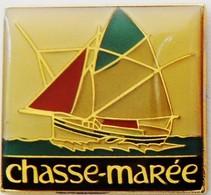 CHASSE  MAREE - Medias