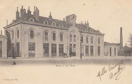 39 - Dole - La Gare Animée - Dole