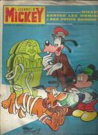 LE JOURNAL DE MICKEY  N° 1077  -  Déssin: WALT DISNEY   -    1973 - Journal De Mickey