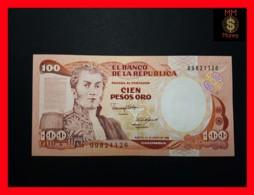 COLOMBIA 100 Pesos Oro 1.1.1986  P. 426 B  UNC - Colombia