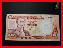 COLOMBIA 100 Pesos Oro 12.10.1986  P. 426 C  UNC - Colombie