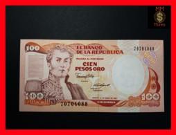 COLOMBIA 100 Pesos Oro 1.1.1987  P. 426 C  UNC - Colombia