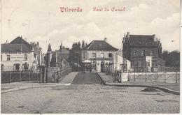 Vilvoorde - Kanaalbrug - Pont Du Canal - 1912 - Uitg. Decrée Zusters - Ponts