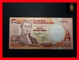 COLOMBIA 100 Pesos Oro 1.1.1991  P. 426 E UNC - Colombie