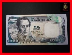 COLOMBIA 1.000 1000 Pesos  2.10.1995 P. 438 UNC - Colombia