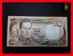 COLOMBIA 2.000 2000 Pesos  1.7.1994  P. 439  UNC - Colombie