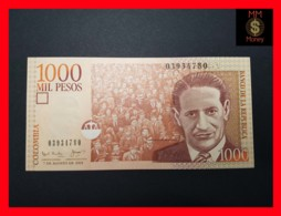 COLOMBIA 1.000 1000 Pesos 7.8.2001  P. 450 A UNC - Colombia