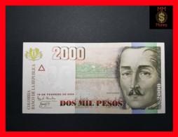 COLOMBIA 2.000 2000 Pesos 19.2.2004 P. 451  UNC - Colombie