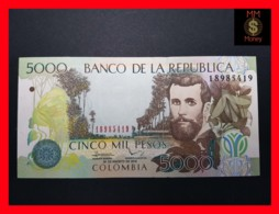 COLOMBIA 5.000 5000 Pesos 20.8.2012 P. 452 UNC - Colombie