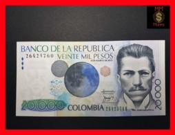 COLOMBIA 20.000 20000 Pesos 5.8.2010  P. 454 UNC - Colombie